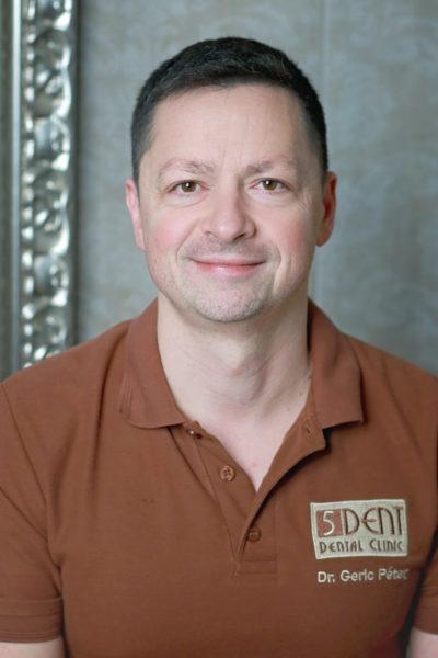 Dr. Geric Péter